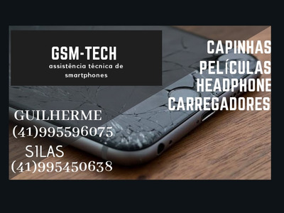 Gsm-tech Assistência Técnica De Smartphones