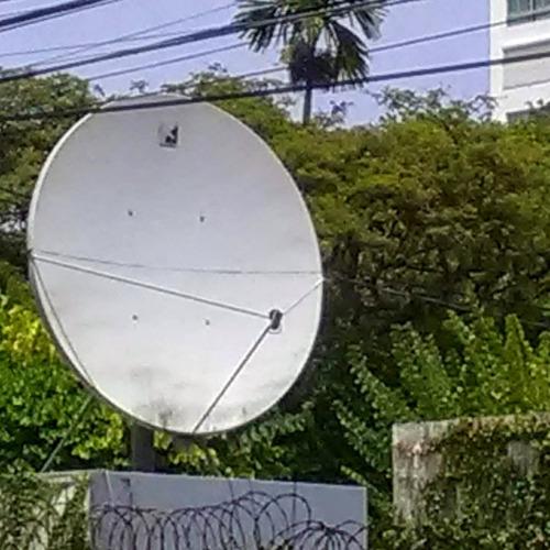 Sistema Satelital Para Hotel