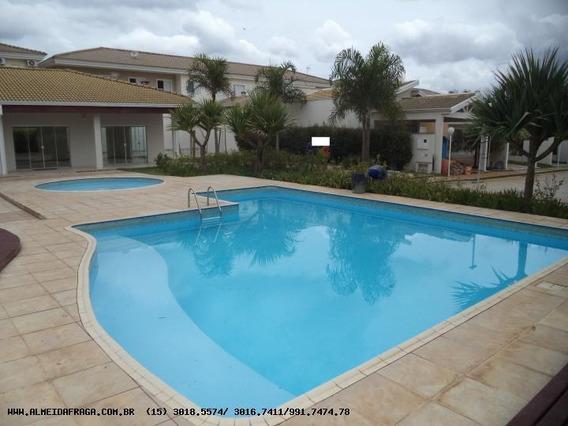 Casa Em Condomínio Para Venda Em Sorocaba, Alto Da Boa Vista, 3 Dormitórios, 1 Suíte, 2 Banheiros, 2 Vagas - 317_1-503280