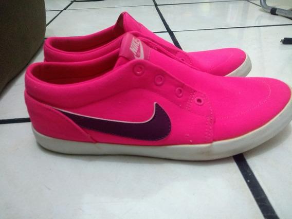 Tênis Nike Feminino 36 Rosa