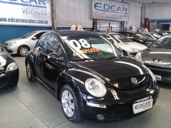 Volkswagen New Beetle 2.0 Automatico Completo Imperdivel