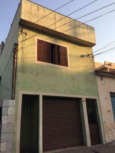 Excelente Sobrado - 1º Casa Com 2 Dorms - 1116
