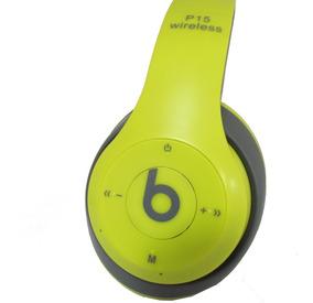 Fone Ouvido Bluetooth Studio 4 In 1 Mp3 Rádio Fm Pront Entrg