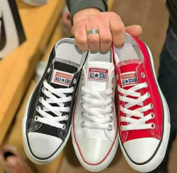 Tênis Converse All Star Tradicional + Brinde