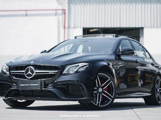 Mercedes-benz E 63 Amg 4.0 V8 Turbo Gasolina S 4matic+ Speed