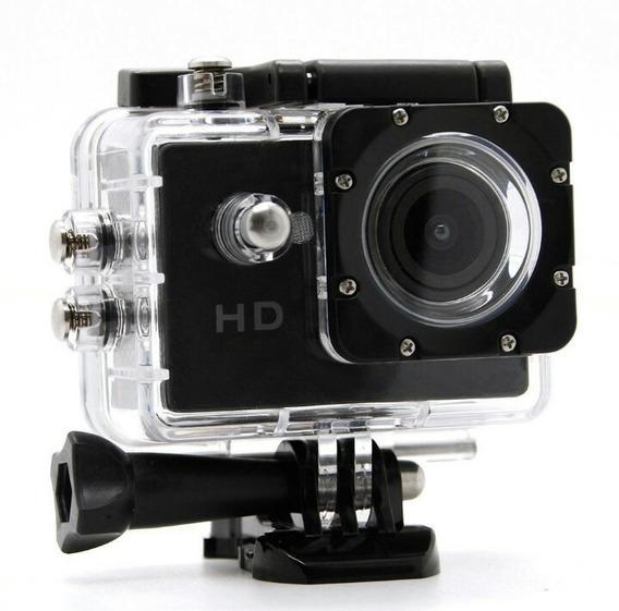 Câmera Sports Hd 720p