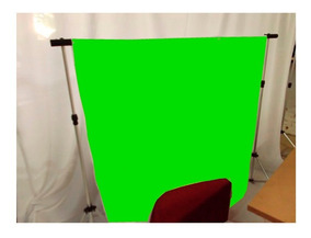 2 Tecidos Verde 1,50x2 Newborn Fundo Infinil Estúdio