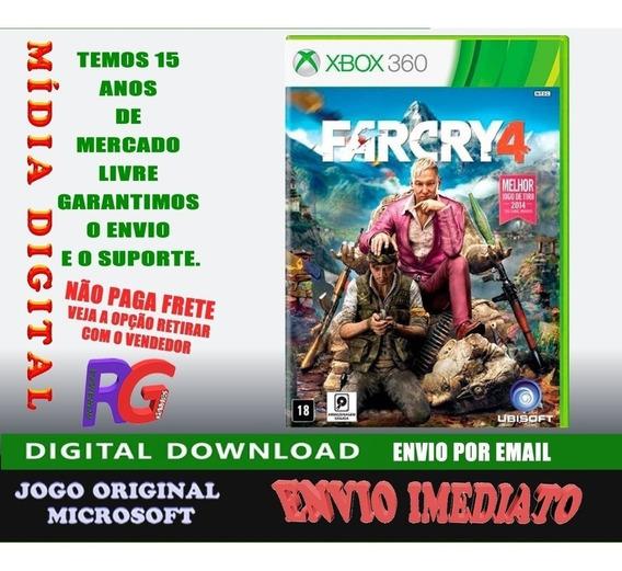 Far Cry 4 Midia Digital Roraima Games