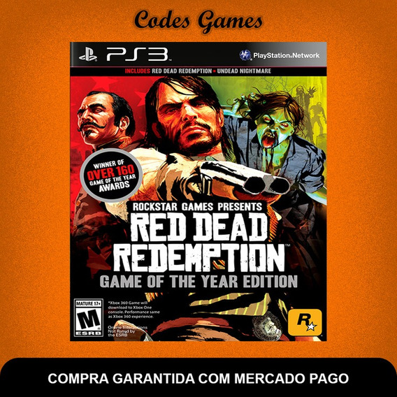 Red Dead Redemption And Undead Nightmare Collection - Ps3