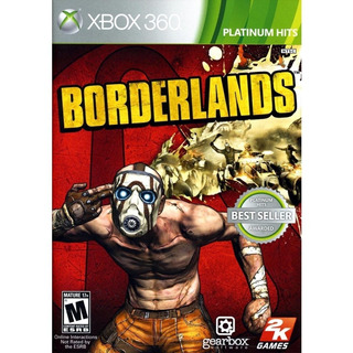 Borderlands Platinum Hits Xbox 360 Usado