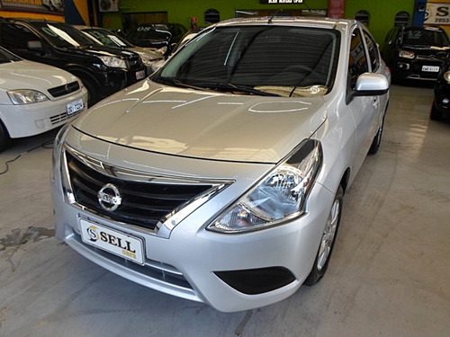 Nissan Versa 1.0 S 12v Completo 2017