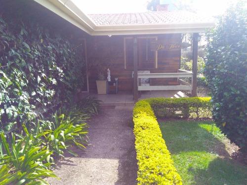 Imagem 1 de 17 de Chácara - 3 Dormitórios - Colinas - Caucaia Do Alto - Sp - Ch411020v