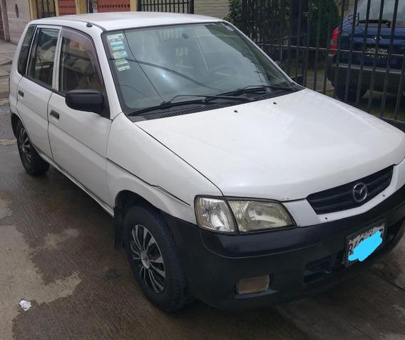 Mazda Demio 2002 Color Blanco