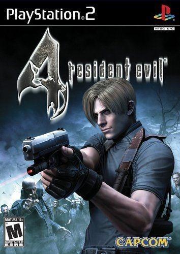 Cinta De Ps 2 4 Resident Evil Capcom