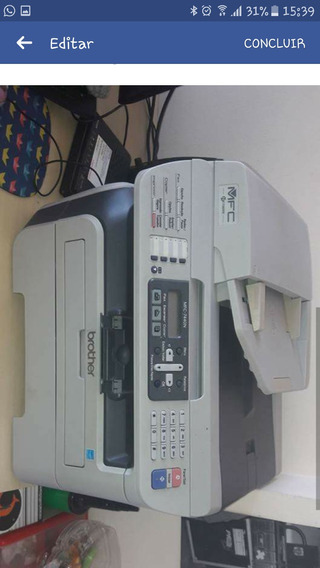 Impressora + Tonner 2x