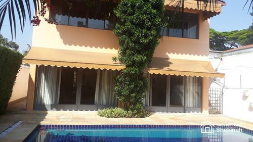 Casa Comercial - Chacara Santo Antonio - Ref: 22896 - L-22896