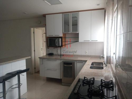 Imagem 1 de 15 de Apartamento - Tatuape - Ref: 8753 - V-8753