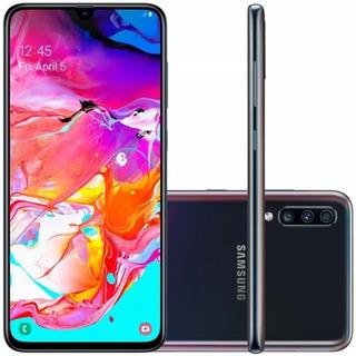 Samsung Galaxy A70 128gb 6gb Ram Lacrado Dual Nacional