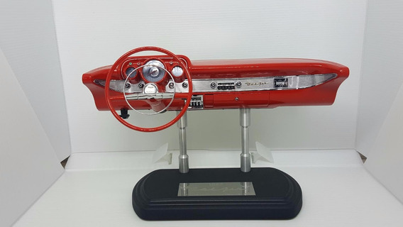 Miniatura Réplica Painel Chevy Bel Air 1957 Escala 1:6 Gmp