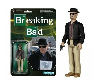 Figura De Accion Heisenberg Breaking Bad Reaction Baloo Toys