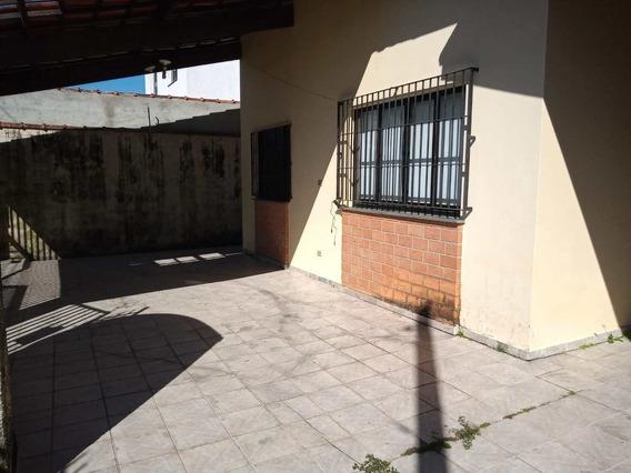 Casa Térrea Independente No Indaiá, A 100 Metros Da Praia. - V565