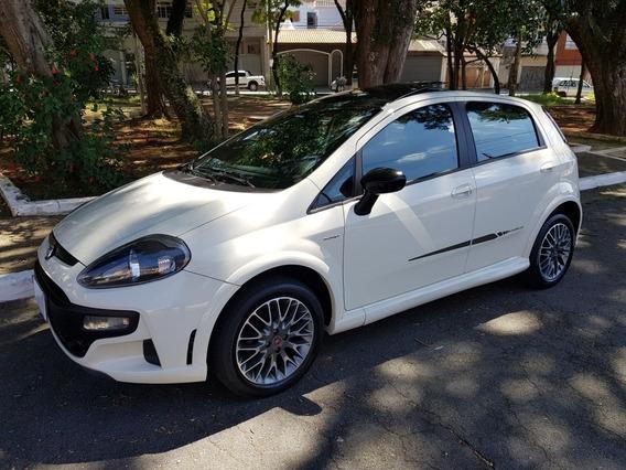 Fiat Punto Blackmotion 1.8 Flex Autom 2015 Troca/financia