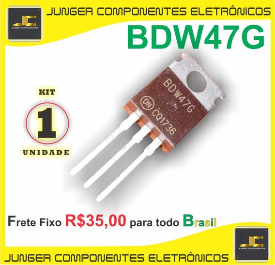 Transistor Pnp 15 Amperes Bdw47 Bdw47g Original