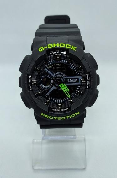 Relógio G-shock 110 By A Prova Dágua Com Caixa