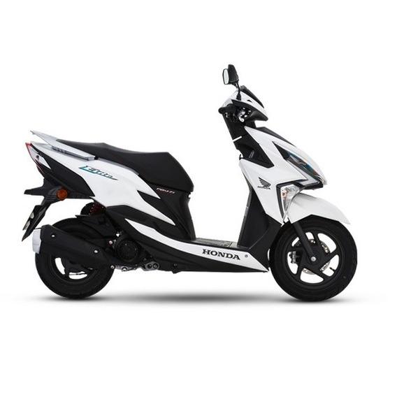 Honda New Elite 125 - 0 Km - Blanca - Scooter - Expomoto