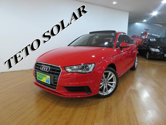 Audi A3 Sedan 1.4 Tfsi Attraction Aut Completo C/ Teto Solar