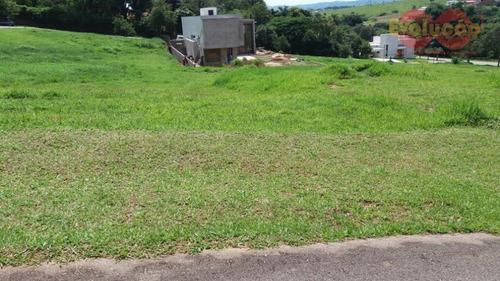 Imagem 1 de 30 de Terreno - Condomínio Village Das Palmeiras - Te0379