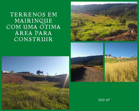 Terrenos Com Ótima Área Para Fazer Construções De Chácaras