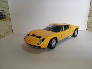 Miniatura Lamborghini 1/18