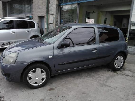 Renault Clio Autentique Pack, Gris Año 2011, 3 Puertas