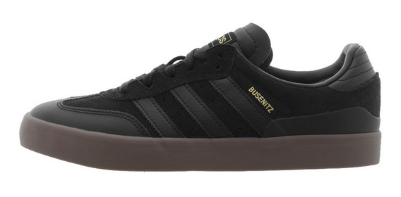 Tênis adidas Busenitz Vulc Rx Black Black Gum adidas