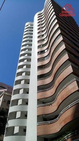 Apartamento À Venda, 210 M² Por R$ 1.600.000,00 - Meireles - Fortaleza/ce - Ap1521