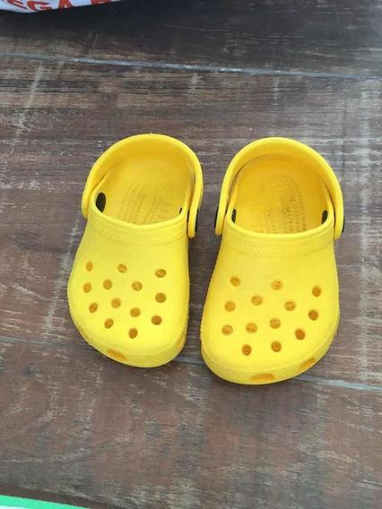 Crocs Originales Talle 2 3