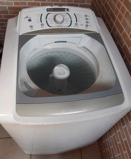 Máquina Lavar Roupa Electrolux Lbu15 Com Defeito