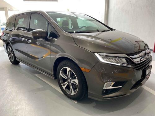 Imagen 1 de 6 de Honda Odyssey 2018 5p Touring V6/3.5 Aut