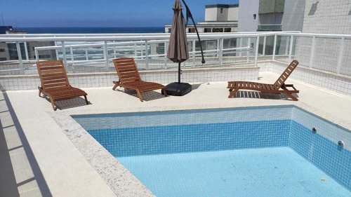 Apartamento 1 Dormitório- 100m Praia- Lazer Completo - Amf37