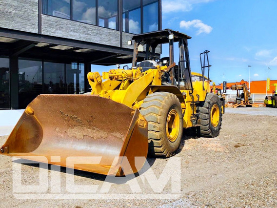 Cargador Frontal 950g Caterpillar