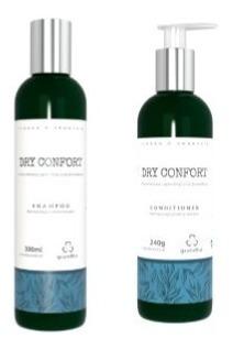 Grandha Kit Dry Confort Shampoo E Condicionador