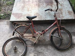 Bicicleta Aurorita Original Rodado 16 A Restaurar
