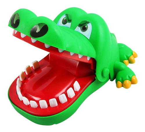 Jogo Crocodilo Dentista Polibrinq