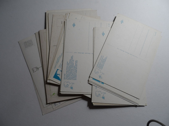 Lote Postales Holanda Años 80