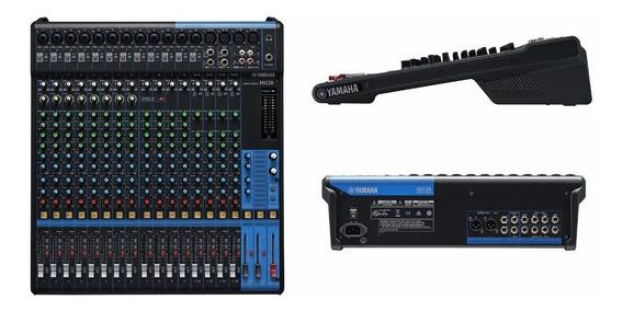 Yamaha Mg20 Consola Mixer Sonido 20 Canales Musica Pilar