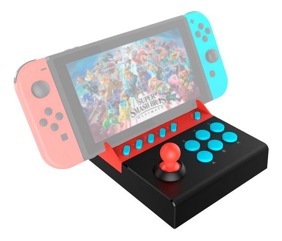 Control Binden 9136 Para Nintendo Switch Ideal Juego D Pelea