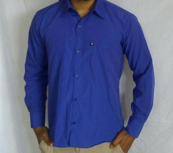 Camisa Social Dc Tradicional Kit 2