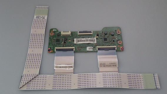 T-con Samsung Un48j5200ag Bn98-06143a +cabos Flats/lvds