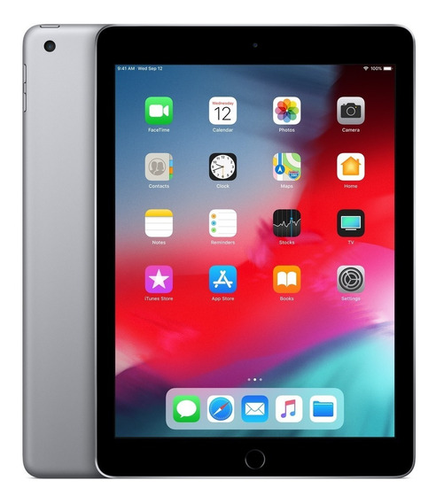 Apple iPad - Wifi 2 Space Grey 32gb A1822 Novos Lacrado #